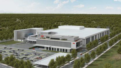 A világ legkorszerűbb robotikai gyárát építi az ABB