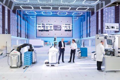 Helyi 5G hálózatokat hoz létre a Bosch