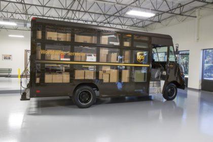 A UPS bejelentette új stratégiáját