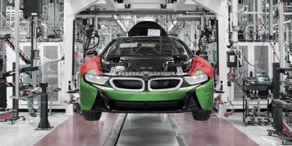 FANUC robotokat vásárol a BMW