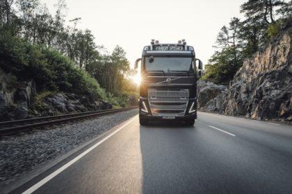 Vadonatúj vezetőfülkét kapott az új Volvo FM és Volvo FMX
