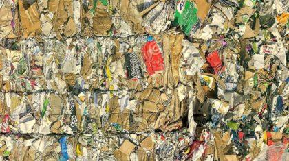 Veszélyben a hulladékpapír-piac