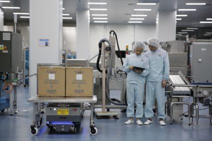Az FMCG szektor és az automatizált belső logisztika