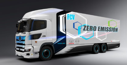 Forradalmi teherautó a Toyotától