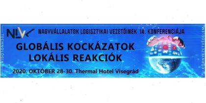Új időpont! Nagyvállalatok Logisztikai Vezetőinek Konferenciája