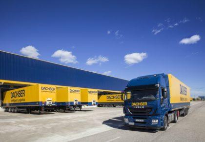 Dachser: megbízható logisztika és áruszállítás
