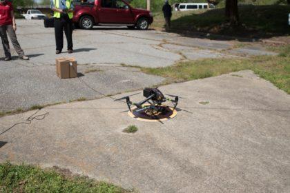 Drónok szerepe a társadalmi távolságtartás során