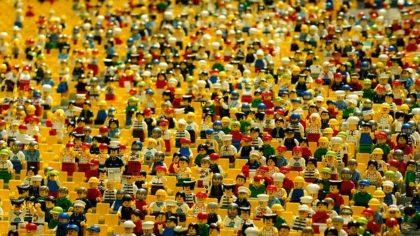 Egy évezred is kellhet a LEGO szétomlásához