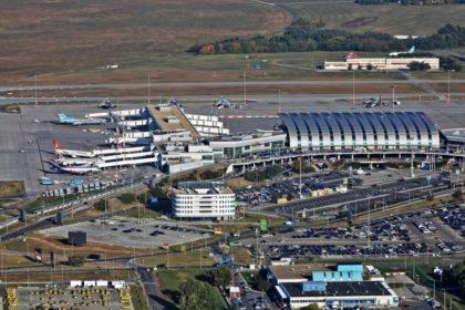 Drasztikusan csökkent a Budapest Airport utasforgalma