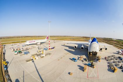 Új szervezeti struktúrával dolgozik a Budapest Airport cargo