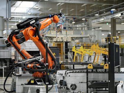 A Thyssenkrupp okosgyárrá alakította debreceni gyárát
