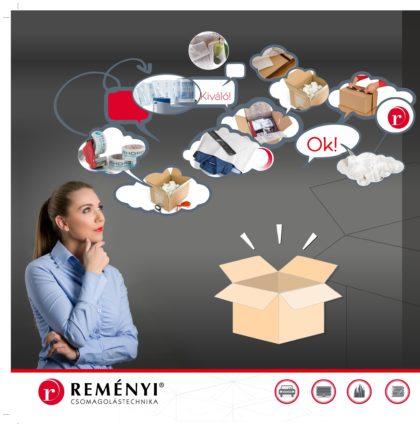 Csomagolástechnika az e-kereskedelemben