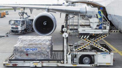 A Dachser további légi charter járatokat indít májusban