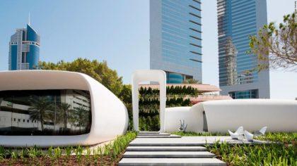 3D nyomtatási stratégiai szövetség Dubaiban