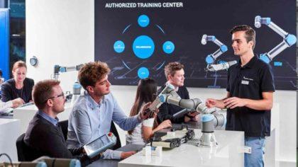 """A vállalkozás mérete és a tapasztalat """"számít"""" a robotizálásban"""