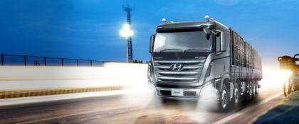 A Hyundai úttörő a hidrogénhajtású teherautók tömeggyártásában