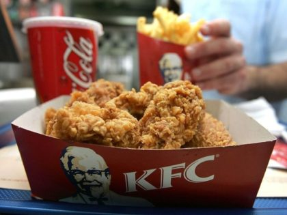 3D nyomtatású csirkefalatok a KFC-nél? Jó étvágyat!