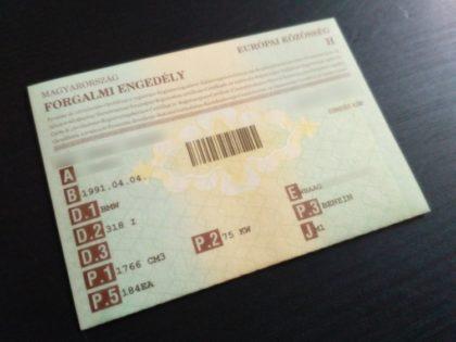 Fontos tudnivalókat közölt a forgalmi engedélyekről a kormányhivatal