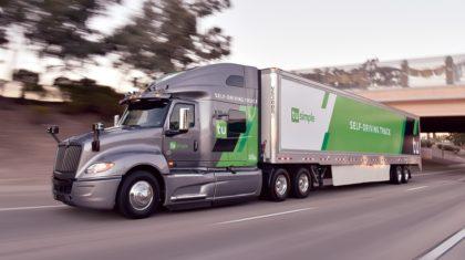 Hamarosan vezető nélkül is tesztelhetik az önvezető kamiont