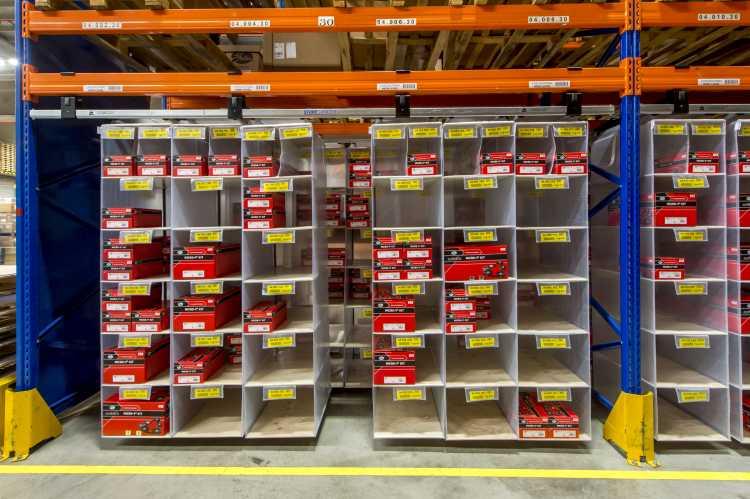 Elektronikai termékek tárolása