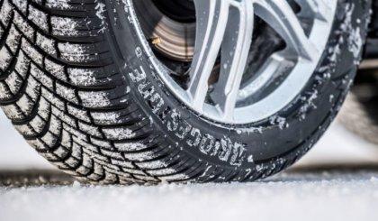 Tarolt a Bridgestone abroncs az ADAC idei téligumi-tesztjén