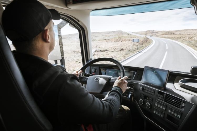 Volvo kapány