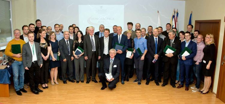 Egy kis nosztalgia: 2017-ben a HUNGAROPACK díjátadó ünnepsége