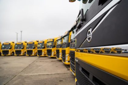 Üzemanyagtakarékos járművek a regionális logisztikában