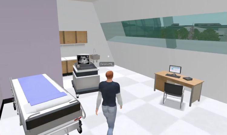 virtuális tér