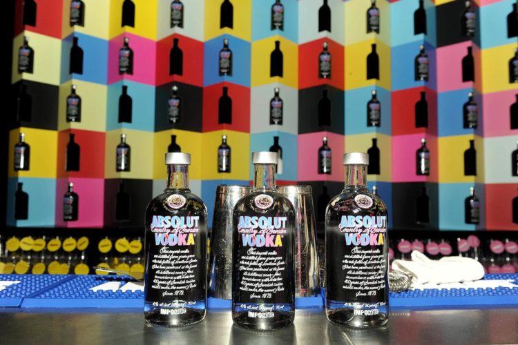 Warhol-vodka