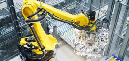 Precízebb anyagmozgatás robotok segítségével