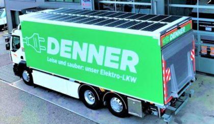 Zöldül a logisztika Svájcban