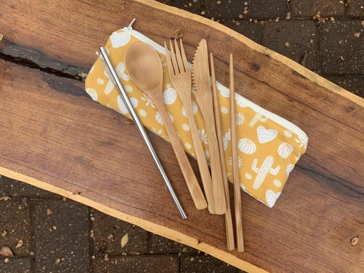 bambusz műanyag csomagolás