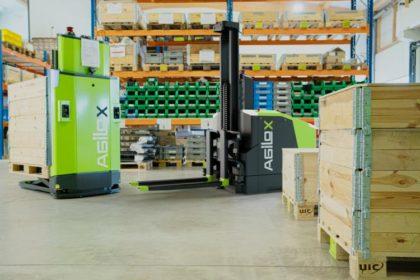 AGILOX – Tökéletes megoldás az anyagmozgatás kihívásaira