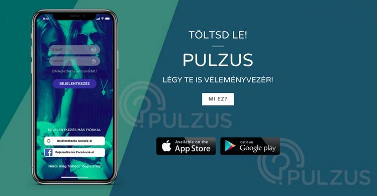 Pulzus app