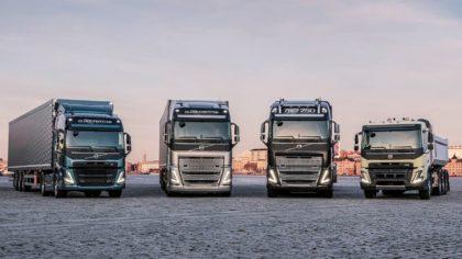 E-kamionok jövője