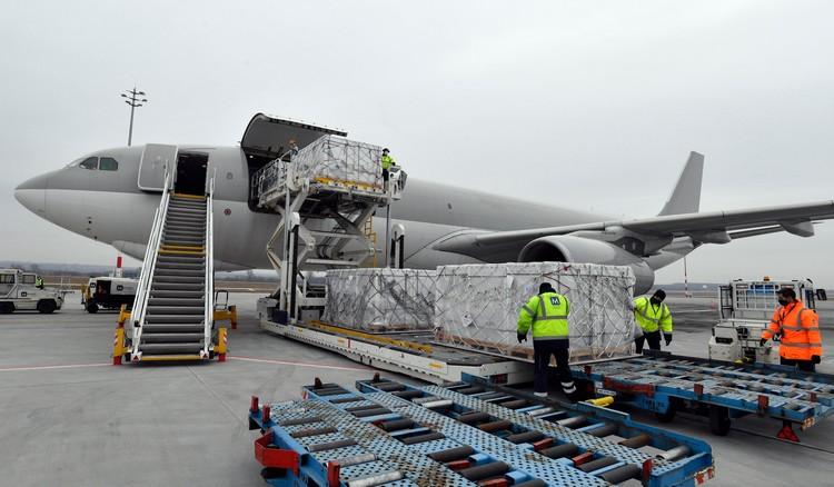 Airbus 330 típusú teherszállító