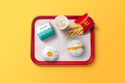 Megújul a McDonald's csomagolása