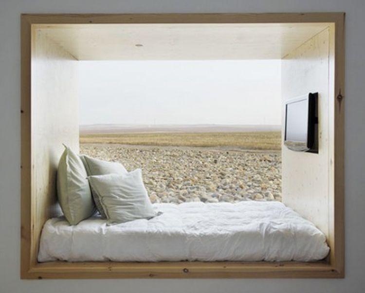 Alkóv ágy