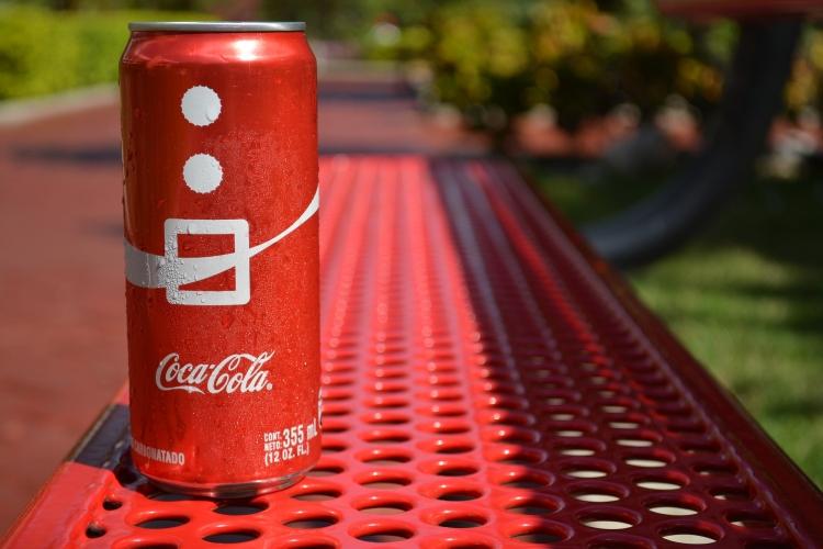 coca-cola logisztikai robot