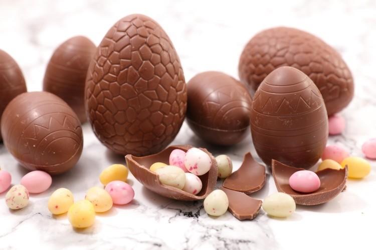 környezetbarát csomagolás milka húsvét
