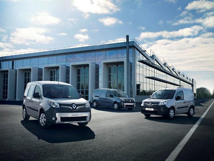 Renault, kishaszongépjármű (LCV) termékcsalád