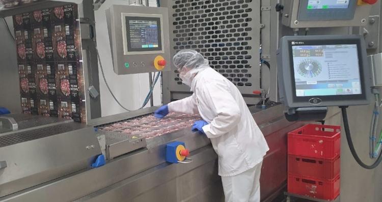 bacon csomagolás négykamrás innováció díj