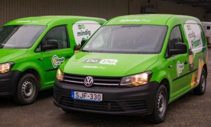 Cseh startup forradalmasítja a házhoz szállítást