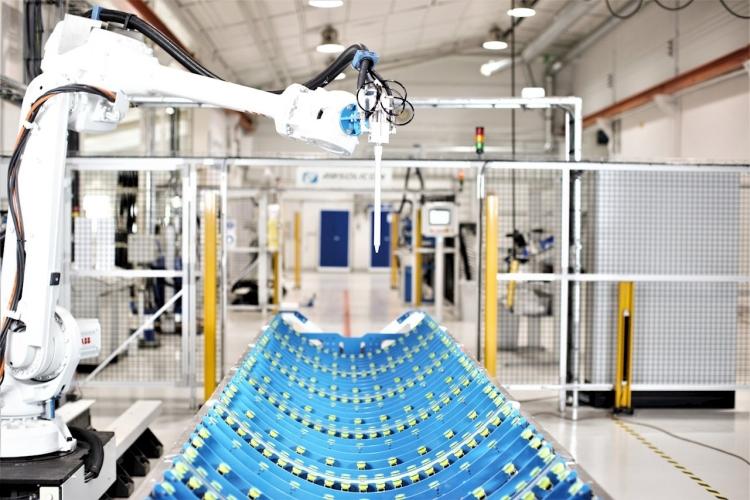 abb robot digitalizáció
