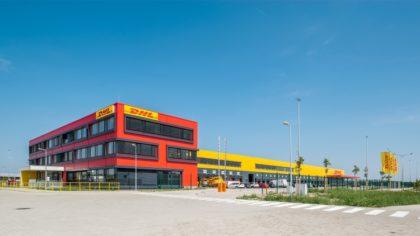 """""""Zöld"""" fejlesztéseket hajt végre hazánkban a DHL Express"""