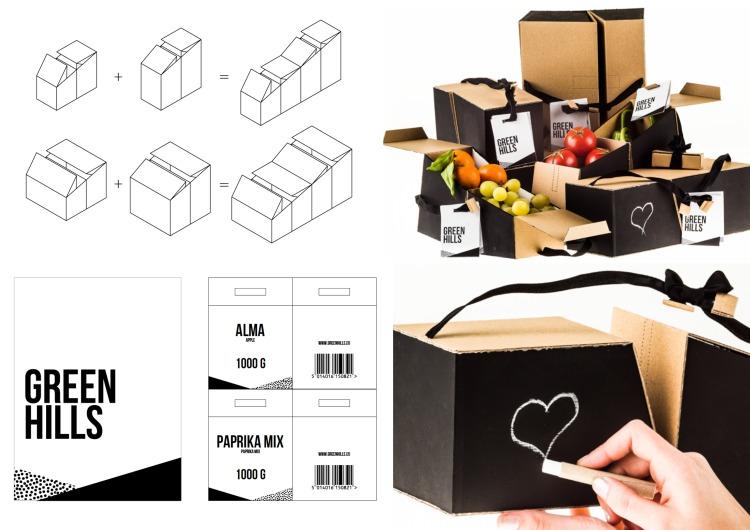 Sopron csomagolástervezés