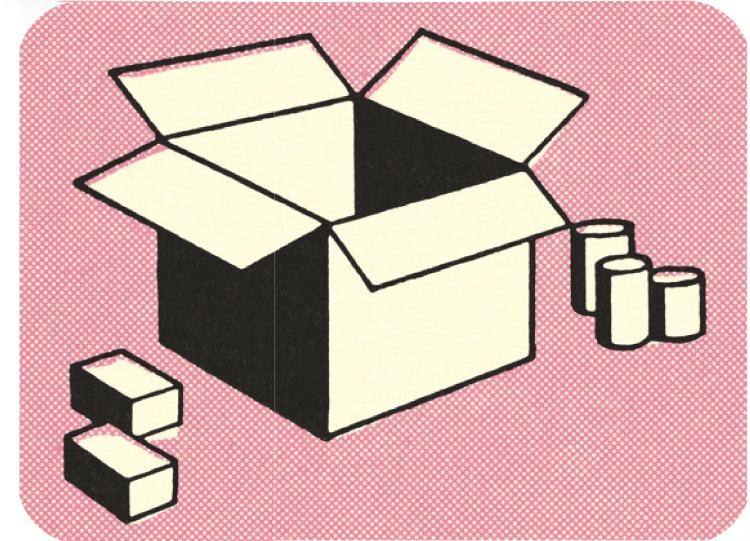 dizájn csomagolás doboz