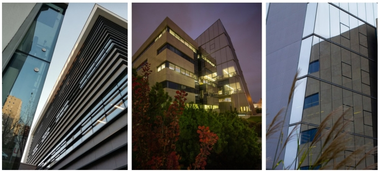 wessling tudásközpont épület