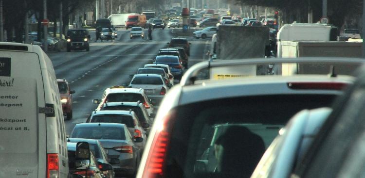 Járműforgalom